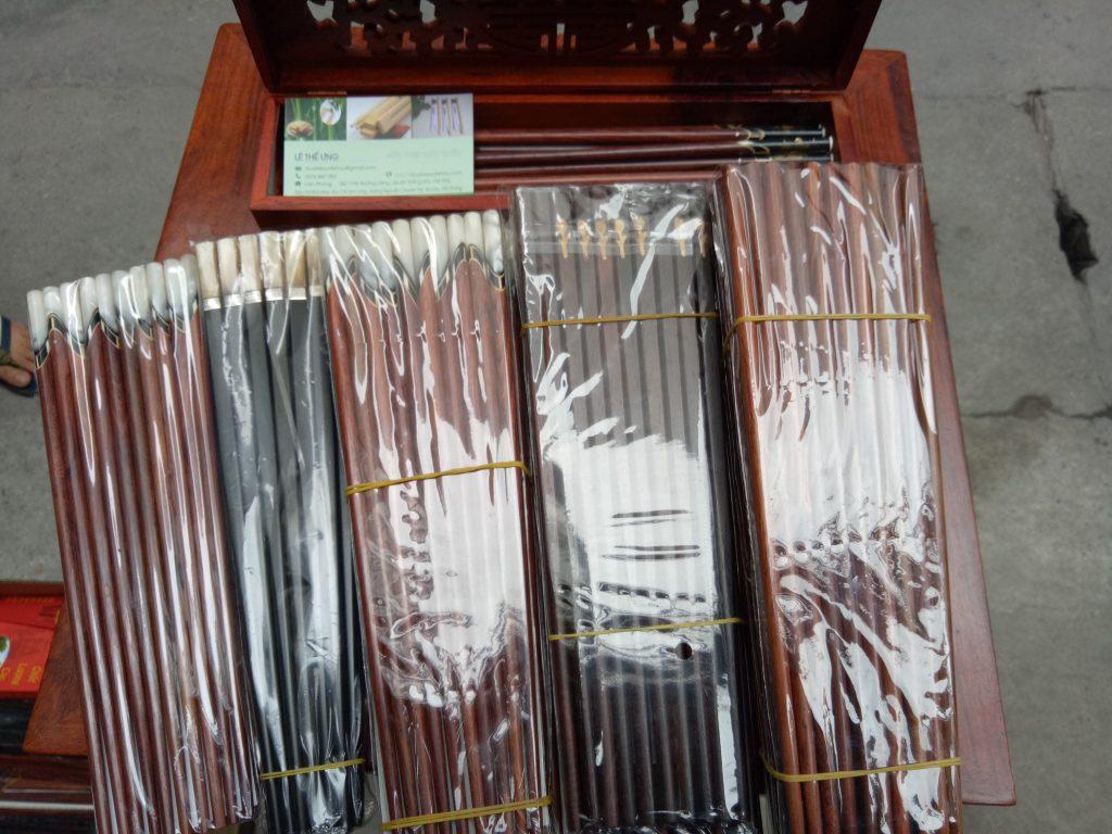 Đũa gỗ Vip đẹp sử dụng trong gia đình