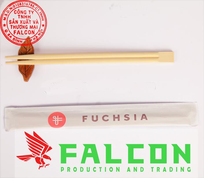 Đũa ăn Falcon đũa dùng một lần xuất khẩu